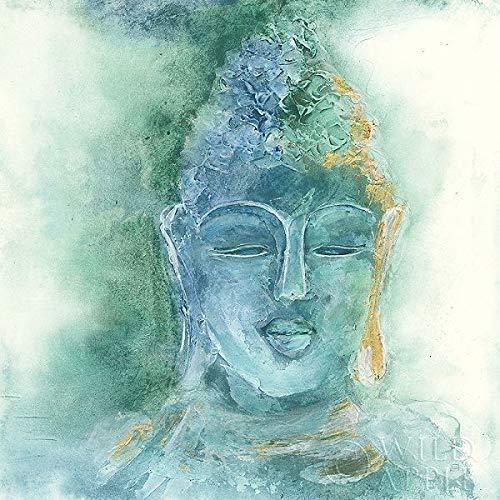 Leinwandbild Zen II