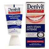 DENIVIT INTENSE ANTI-STAIN EXPERT FLUORIDE TOOTHPASTE 50ml CLINICALLY TESTED WHITER TEETH