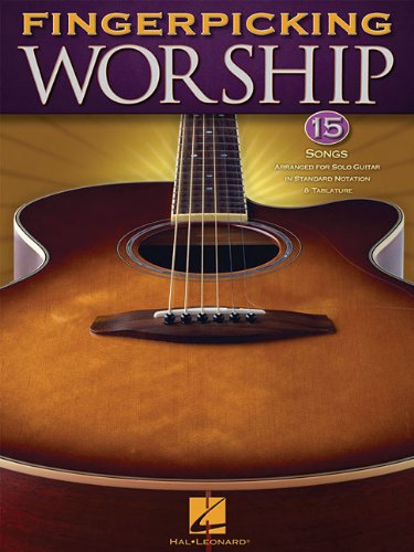 Fingerpicking worship guitare