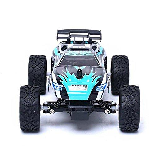 PYRUS High Speed 2.4GHZ RC Auto Fernbedienung Rennwagen Elektrofahrzeug 2WD Offroad für Kinder (1/24) (Rennwagen Kinder)
