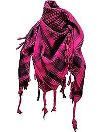 Pali-Tuch Pink/Schwarz