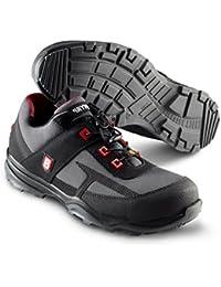 MaxguardDustin D031 - Zapatos de Seguridad Unisex Adulto, Color Negro, Talla 37