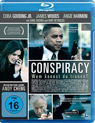 Conspiracy - Wem kannst du trauen? [Blu-ray]