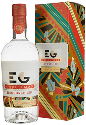 Edinburgh Gin Christmas Gin Weihnachtsgin (1 x 0.7 l)