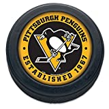 NHL Eishockey Puck Pittsburgh Penguins