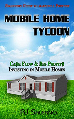 Mobile Home Tycoon: Cash Flow & Big Profits (English Edition)