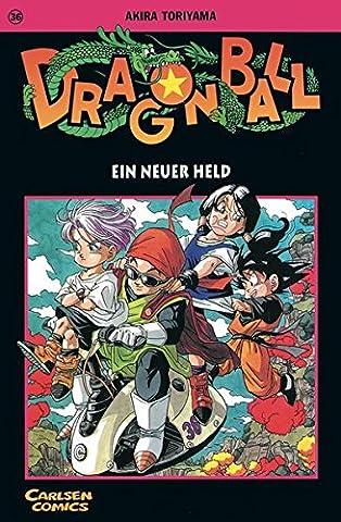 Dragon Ball, Bd.36, Ein neuer Held