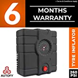Autofy Universal Car Tyre Inflator Portable Compact Tire Air Compressor Pump for Car