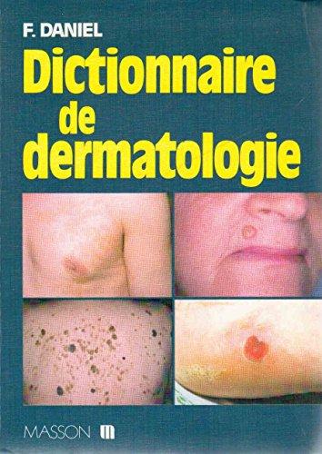 Dictionnaire de dermatologie