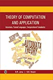 Theory of Computation and Application