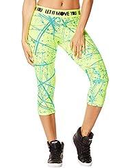 Zumba Fitness Hyper Melt Legging Femme