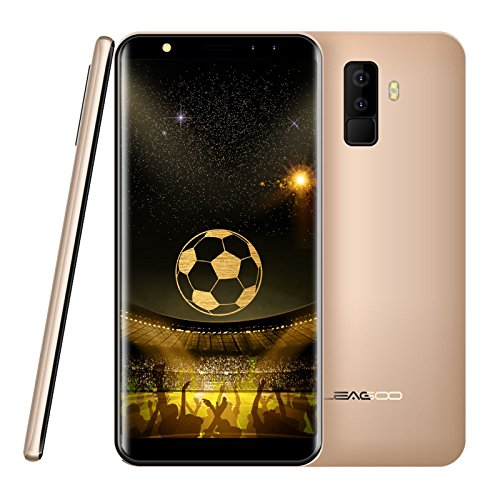 Foto Cellulari in Offerta, Leagoo M9 Smartphone Dual SIM-5.5 Pollici(18:9), 8MP...