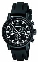 Reloj de caballero Wenger 70890 manual - sumergible a 100 metros de Wenger