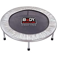 Body Sculpture Trampoline Aerobic Bouncer L 91,5 cm x l 91,5 cm x H 22,5 cm
