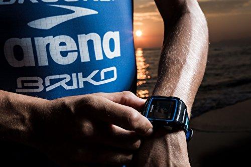 Garmin Forerunner 920XT Multisport-GPS-Uhr – Schwimm-, Rad-, Laufeffizienzwerte, Smart Notification, inkl. Herzfrequenz-Brustgurt, 1,3 Zoll (3,3cm) Display - 5