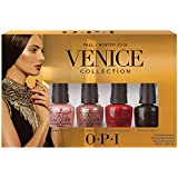 OPI Mini Kit Esmalte de Uñas, Tono Venice Mini Kit  - 4 x 3.75 ml