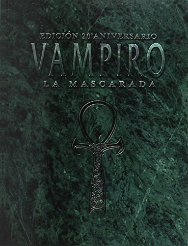 Vampiro la Mascarada: Edición 20º Aniversario: Bolsillo por Justin Achille