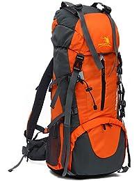 ZQ 70L L Paquetes de Mochilas de Camping Acampada y Senderismo / Pesca / Escalar / Cacería / Viaje / Emergencia / Ciclismo Al Aire Libre , red