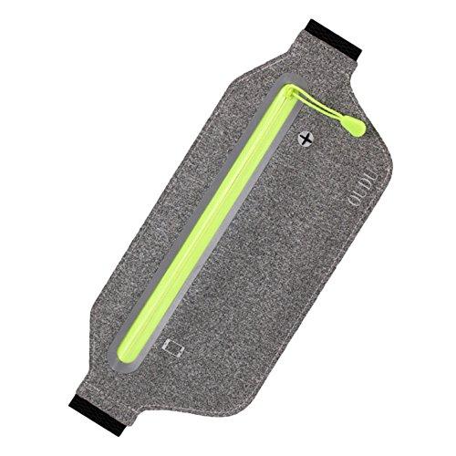 nihiug Vang Pack Randonnée Courir Hommes Et Femmes Ultralight Étanche Multifonctionnel Téléphone Mobile Sac Mini Sport Poche