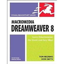 [(Macromedia Dreamweaver 8 for Windows and Macintosh: Visual QuickStart Guide)] [by: Tom Negrino]