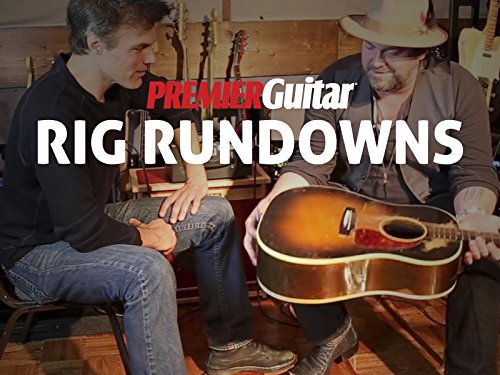 Premier Guitar Rig Rundown: Lee Brice - Premier-tool