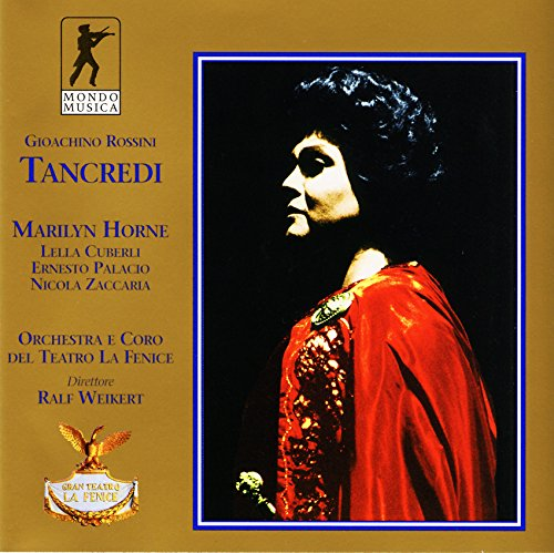 Rossini: Tancredi [Import belge]