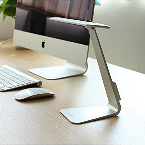 Illuminii iLamp Nuevo 2016 Diseño! LED escritorio/lectura/lámpara de mesa con 3 iluminación niveles