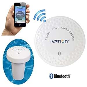 Ivation Bluetooth Remote Wasser Thermometer F 252 R Die