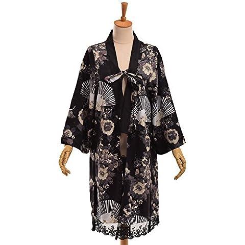 GRACEART Femmes Kimono en Vrac Robe de Nuit