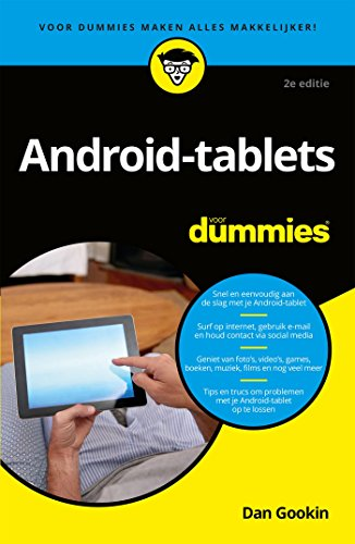 Android-tablets voor Dummies (Dutch Edition) por Dan Gookin