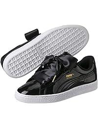 best authentic d506c 33e0d Puma Basket Heart Patent Wn s, Sneakers Basses Femme