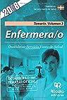 Enfermera/o. Osakidetza-Servicio Vasco de Salud. Temario. Volumen 3. segunda ed.