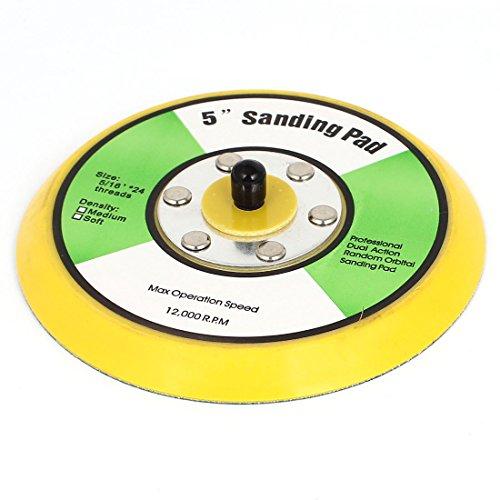Sourcingmap® 125mm Dual Action Orbital Schleifen Sand Disc Pad für Sander Grinder - Orbital Action Sander