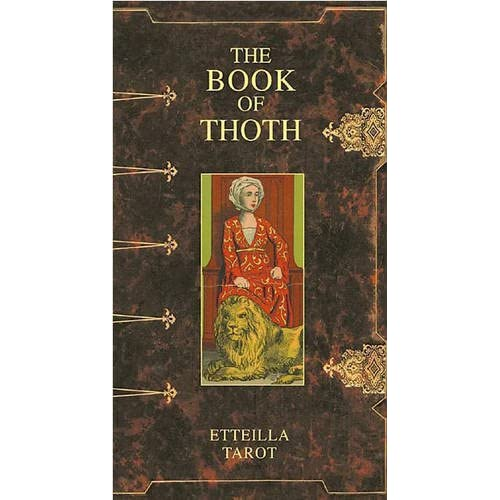 Book of Thoth Etteilla Tarot