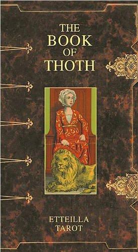Book of Thoth Etteilla Tarot par Etteilla