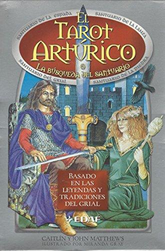 (pack) Tarot Arturico, El (libro+baraja) (La Tabla De Esmeralda)