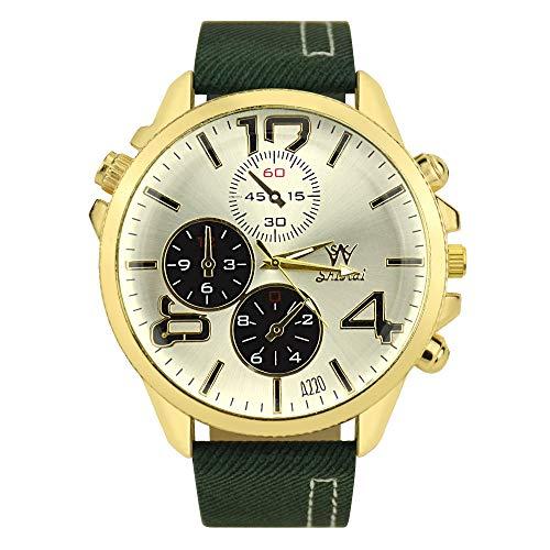 UINGKID Collection Unisex-Armbanduhr High-End Qualität Mode Retro Design Uhr Herrenuhr Trend Quarzuhr