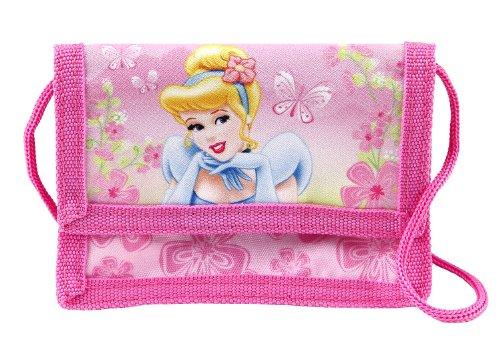 Undercover DP12700 Geld-Brustbeutel Disney Princess mit Headerkarte