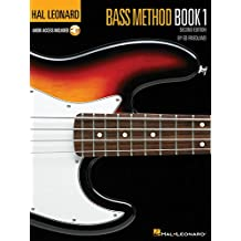 Hal Leonard Bass Method Book 1 (Second Edition) With CD
