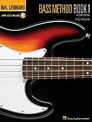 Hal Leonard Electric Bass Method Book 1 (Second Edition) Book/CD