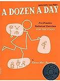 A Dozen A Day: Book Four - Lower-Higher (Book And CD). Für Klavier