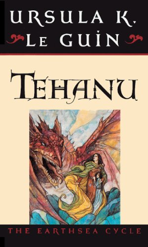 Book cover for Tehanu
