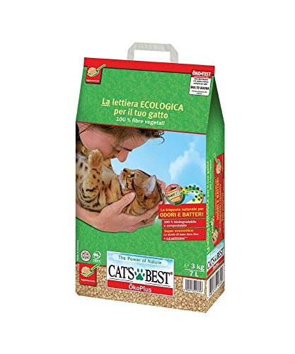 Lettiera Cat's Best Eco Plus