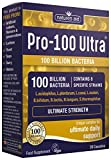 Natures Aid Pro-100 Ultra Ultimate Strength Probiotic Complex from Natures Aid