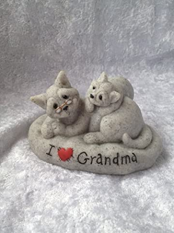 Quarry Critters I Love Grandma by Quarry Critters