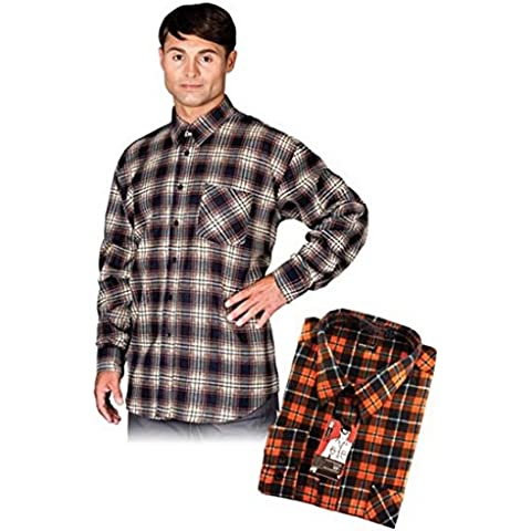 Franela Camisa, camisa de cuadros, camisa m de trabajo XXXL, cuadros camisa, camisa de leñador