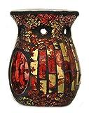 Davartis - Duftlampe Mosaik rot