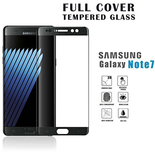 Tempered Glass Hartglas Displayschutz/Displayschutzfolie für Samsung Galaxy Note 7 2016 , Tempered Glass Screen Protector - XEPTIO UltimScreen Protector