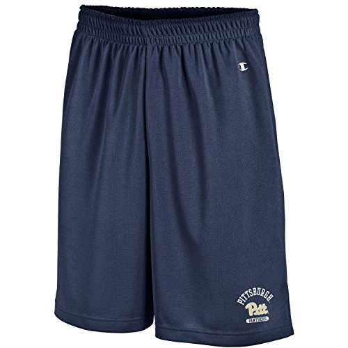 Champion NCAA Herren Classic Team Mesh Short, Herren, NCAA Men's Classic Team Mesh Short, schwarz, X-Large -