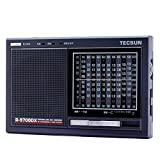 Best Shortwave Radios - TECSUN R-9700DX FM stereo/MW/SW 1-10 High Sensitivity Full Review